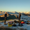Flycamp on the tops
