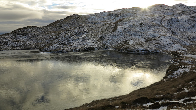 Frozen Lake Dime