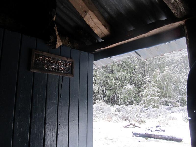 West Harper Hut.