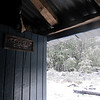 West Harper Hut.