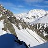 The North Ridge of Falling Mountain.