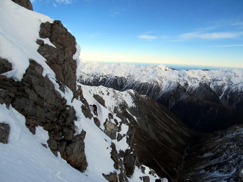 Carrington Peak.