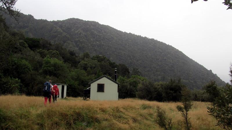 Mid Taipo Hut.