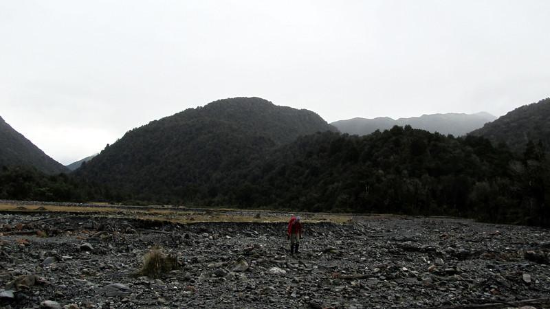 Dunns Creek gravel.