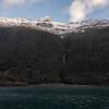 Lake Minchin below Mt Scarface.