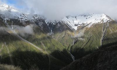Mount Franklin, 03-04 November 2012