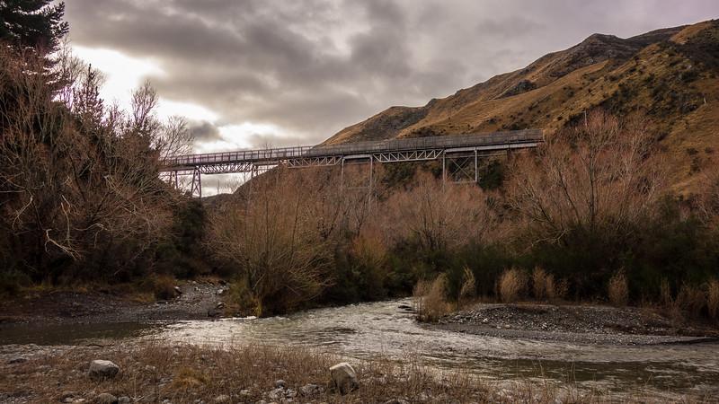 Slovens Stream viaduct.
