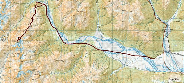 View Larger Topographic Map