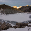 Packard Peak tarn.