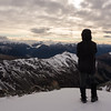 James on the summit of Packard Peak.