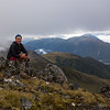 Me on top of Mt Pfeifer.