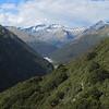 Ruth Flat, Ruth Ridge on the left, Aspinall Peak above.