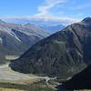 Ruth Flat and Mt Sisyphus from Ruth Ridge.