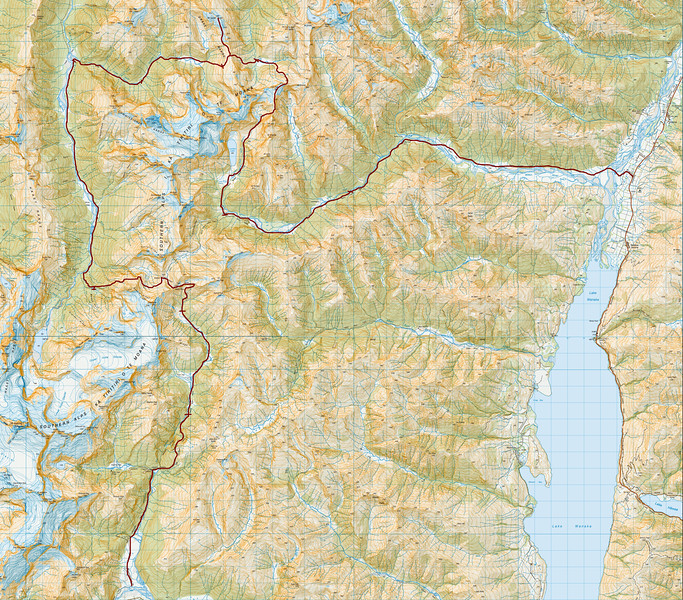 "<br><small><a href=""http://www.topomap.co.nz/NZTopoMap?v=2&ll=-44.18393,168.77916&z=14"" style=""text-align:left"">View Larger Topographic Map</a></small>"
