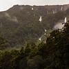 Sundown Creek cascades.