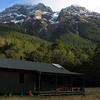 Upper Caples Hut.