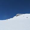 Descending the NW Ridge,