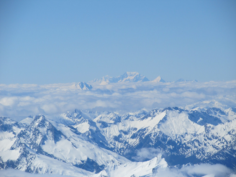 Mt Cook and Sefton.