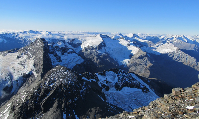 O'Leary, Sir William Peak, Mt Head.