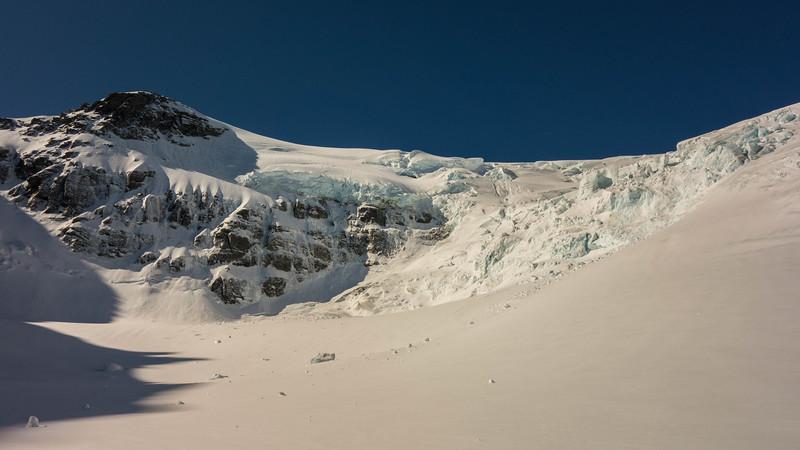 Jura Glacier.