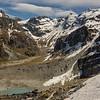Grant Glacier lake.
