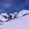 The Barrier Range. - from left, Hedin Peak, Betty Peak, Albert Peak, Stefansson Peak (with cloud).