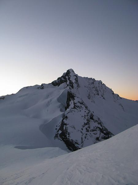 West Ridge of Mt Avalanche.