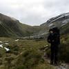 James nearing Park Pass.