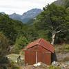 Kay Creek Hut.
