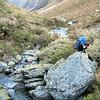 Scrub in Newland Stream (photo - James Thornton).