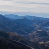 Mt Torlesse from below Ben More.