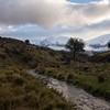 Back out Dry Acheron Stream.