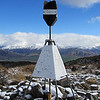 Mt Richardson, summit trig.