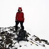 Me on the summit of Mt Taylor