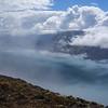 Dramatic views of Lake Coleridge.