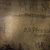 Wall signatures.