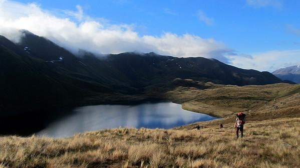 Acheron Lakes, 12-13 November 2011