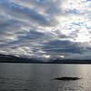 Queenstown across Lake Wakatipu.