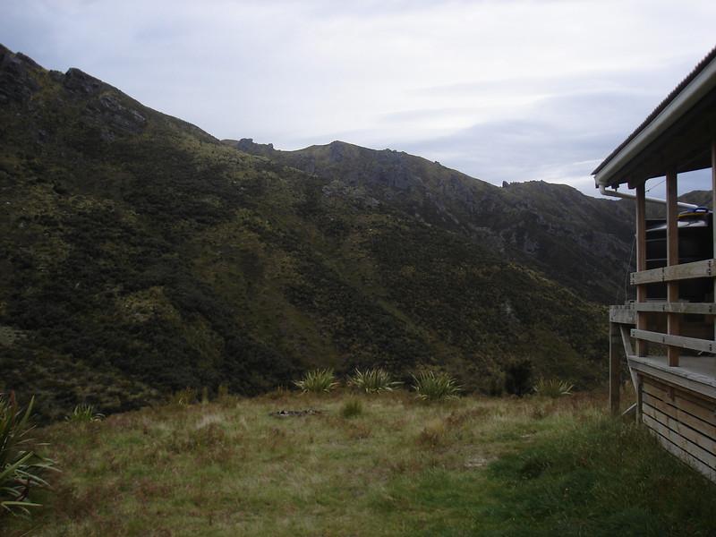 Jubilee Hut.