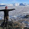 On top of Titan Rocks.