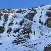 The ice crags.