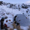 Our base camp. Thanks Adventure Consultants!