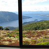 South Fiord from Luxmore Hut.