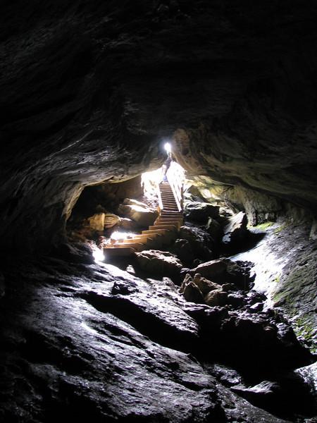 Luxmore Cave.