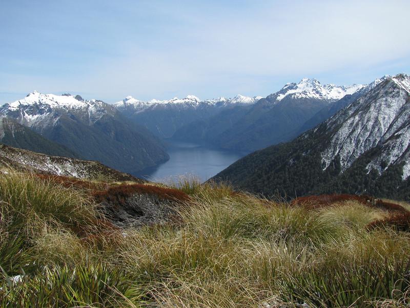 South Fiord of Lake Te Anau.