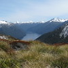 South Fiord of Lake Te Anau.