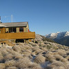 Luxmore Hut.