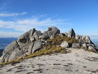 Mt Titiroa, 30-31 October 2010