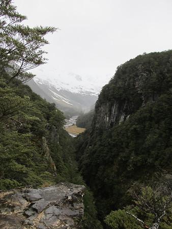 Canyon Creek + Pt. 1862m, 27-18 October 2012