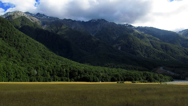 Haast Pass to Mount Cook